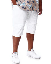 Big & Tall - Moto Shorts (B&T)-2660700