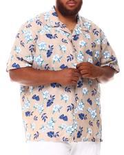 Nautica - Tropical Short Sleeve Woven Shirt (B&T)-2660306