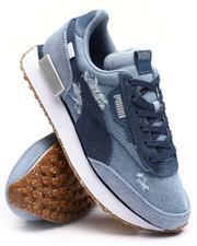 Footwear - Future Rider Denim Sneakers-2660453