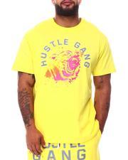 Hustle Gang - Smashed Knit T-Shirt (B&T)-2661321