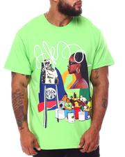 AKOO - Diamond Life Knit T-Shirt (B&T)-2661491