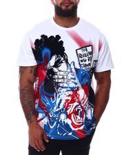Hustle Gang - Light It UP Knit T-Shirt (B&T)-2661588