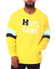 Hustle Gang - Half Back Crew Sweatshirt (B&T)-2661879