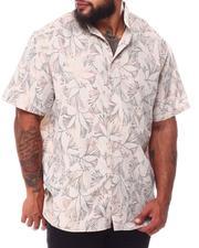 Button-downs - Printed Woven Short Sleeve Shirt (B&T)-2660326