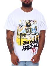 AKOO - Streets Raised Knit T-Shirt (B&T)-2661294
