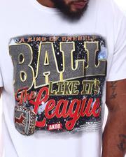 AKOO - Trap Or League Knit T-Shirt (B&T)-2661907