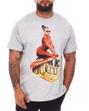 AKOO - Ring Pinup T-Shirt (B&T)-2661999