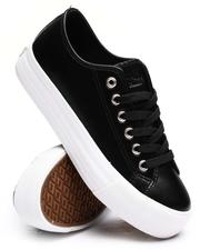 Fashion Lab - Beyley102L Synthetic Leather Sneakers-2660377