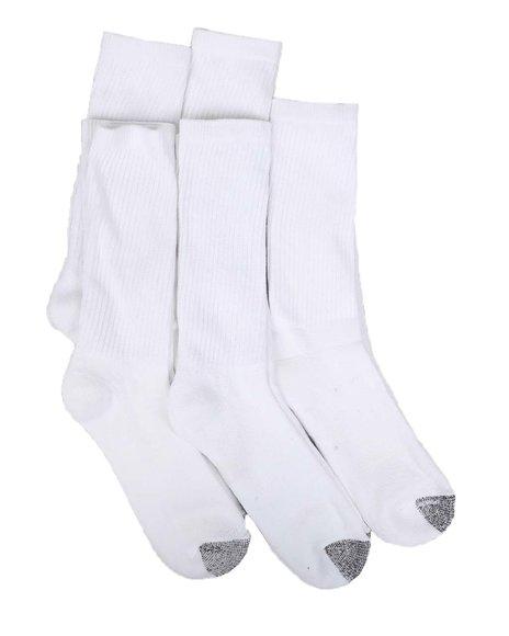 Dickies - Dickies 5 Pk Crew Performance Socks