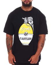 Crooks & Castles - Grenade T-Shirt (B&T)-2659056
