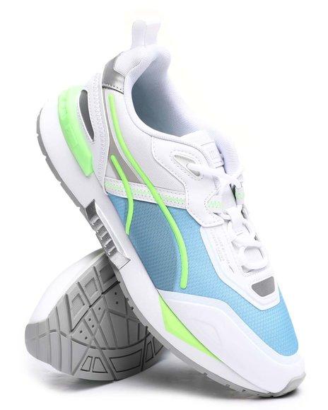Puma - Mirage Tech Metallic Sneakers