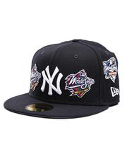 New Era - New York Yankees World Champs Official Team Colours 59FIFTY Fitted-2661826