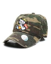 Accessories - Paid Bear Dad Hat-2662026