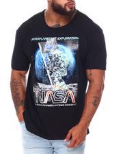 Akademiks - NASA Graphic T-Shirt (B&T)-2662817