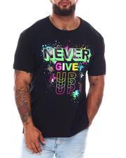 Akademiks - Never Give Up T-Shirt (B&T)-2662829