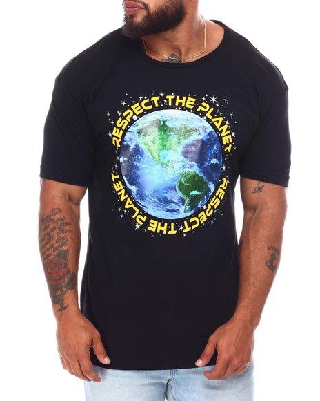 Akademiks - Respect The Planet T-Shirt (B&T)