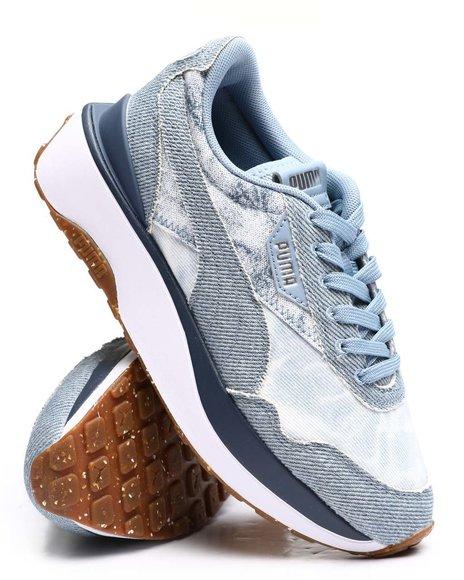 Puma - Cruise Rider Denim Sneakers