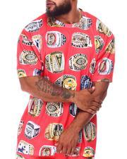 AKOO - 3 Peat Knit T-Shirt (B&T)-2663031