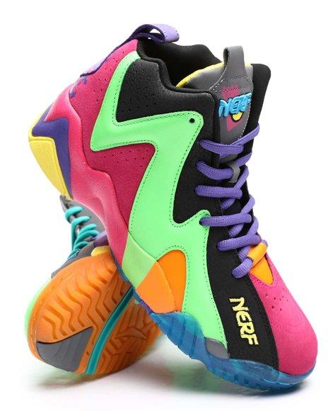 Reebok - Nerf x Reebok Kamikaze Mid II Sneakers