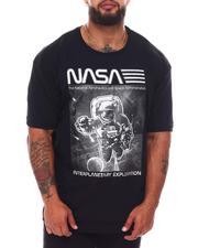 Akademiks - NASA Graphic T-Shirt (B&T)-2662875