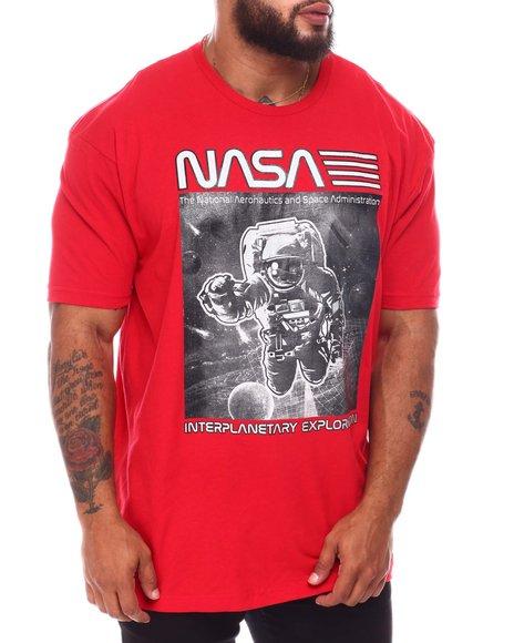 Akademiks - NASA Graphic T-Shirt (B&T)