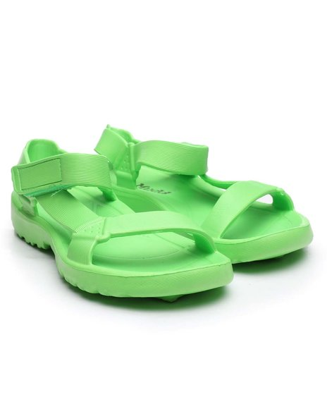 Fashion Lab - EVA Ankle Strap Sandals