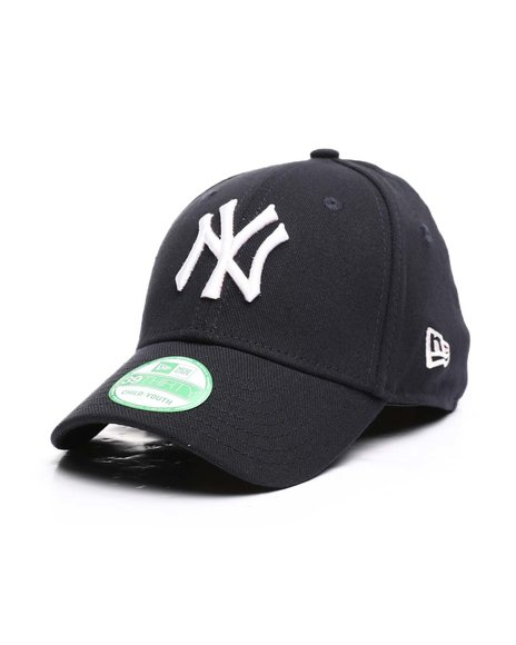 New Era - New York Yankees Team Classic 39Thirty Stretch Fit Cap (Youth)