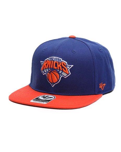 '47 - New York Knicks No Shot Two Tone 47 Captain Hat