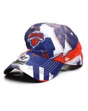 Accessories - New York Knicks Retro Day Stepback 47 Clean Up Hat-2660799
