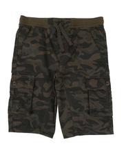 Shorts - Ripstop Cargo Shorts (8-18)-2661747