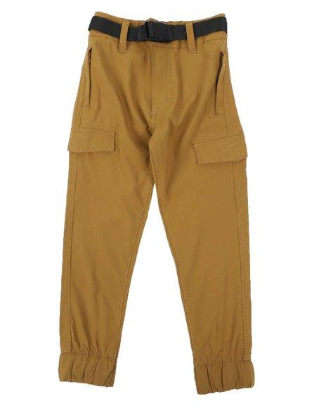 Weatherproof - Cargo Tech Belted Jogger Pants (4-7)