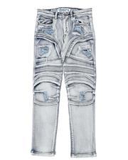 RGSTR - Embossed Rip & Repair Jeans (8-18)-2661812