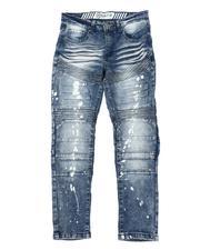 RGSTR - Embossed Bleach Splatter Jeans (8-18)-2661866