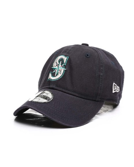 New Era - Seattle Mariners Core Classic 9Twenty Adjustable Cap (Youth)