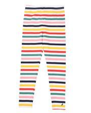 Bottoms - Stripes Leggings (7-16)-2662338