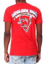 Pink Dolphin - CHROME REFLECT TEE-2662444