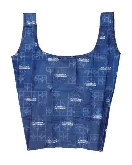 Diamond Supply Co - Diamond Supply x Nautica Packable All Over Print Tote Bag (Unisex)
