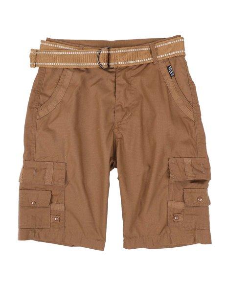 Phat Farm - Cargo Shorts W/ Herringbone Tape Trim (8-18)