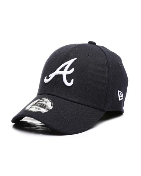 New Era - Atlanta Braves Team Classic 39Thirty Stretch Fit Cap (Youth)