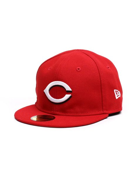 New Era - Cincinnati Reds My First Authentic Collection 59FIFTY Hat (Infant)
