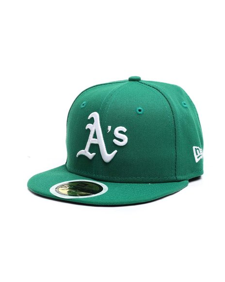 New Era - Oakland Athletics Authentic Collection Perf 59FIFTY Fitted (Youth)
