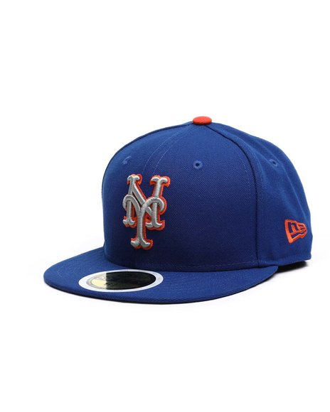 New Era - New York Mets Authentic Collection Perf 59FIFTY Fitted (Youth)