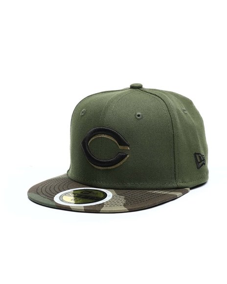 New Era - Cincinnati Reds Authentic Collection Perf 59FIFTY Fitted (Youth)