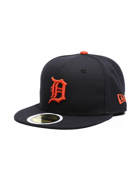 New Era - Detroit Tigers Authentic Collection Perf 59FIFTY Fitted (Youth)