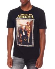 deKryptic - Coming to America King Jaffe and Queen Aoleon Tee-2662488