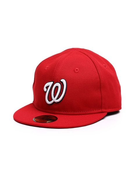 New Era - Washington Nationals My First Authentic Collection 59FIFTY Hat (Infant)