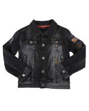 Outerwear - Rip & Repair Denim Jacket (4-7)-2661391