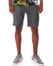 Men - Fleece shorts w Zippers-2662681