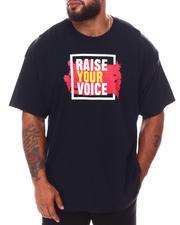 Men - Raise Your Voice T-Shirt (B&T)-2662992
