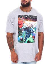 Akademiks - NASA Graphic T-Shirt (B&T)-2663000